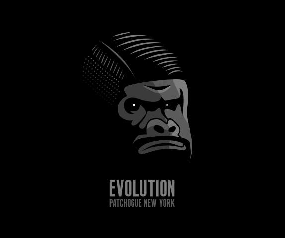Evolution Barbershop logo