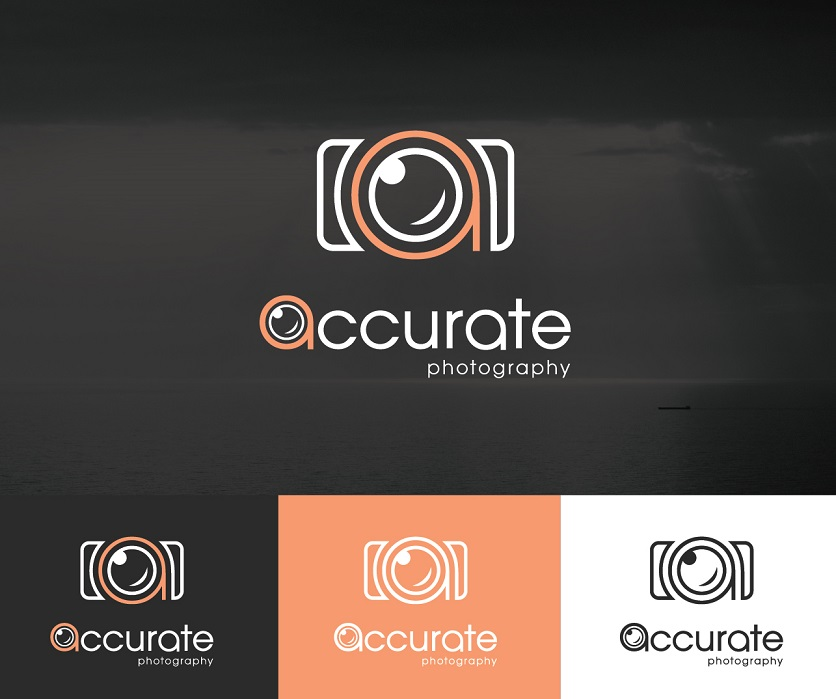 Accurate Photography logo